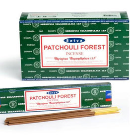 Satya Patchouli Forest SATYA Incense Sticks