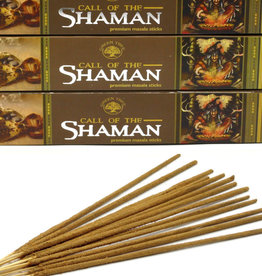 Green Tree Call of the Shaman Incense Sticks