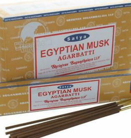 Satya Egyptian Musk SATYA Incense Sticks
