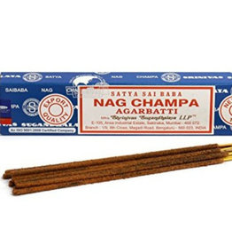 Satya Nag Champa SATYA Incense Sticks - 15g