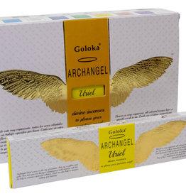 GOLOKA Archangel Uriel Incense Sticks