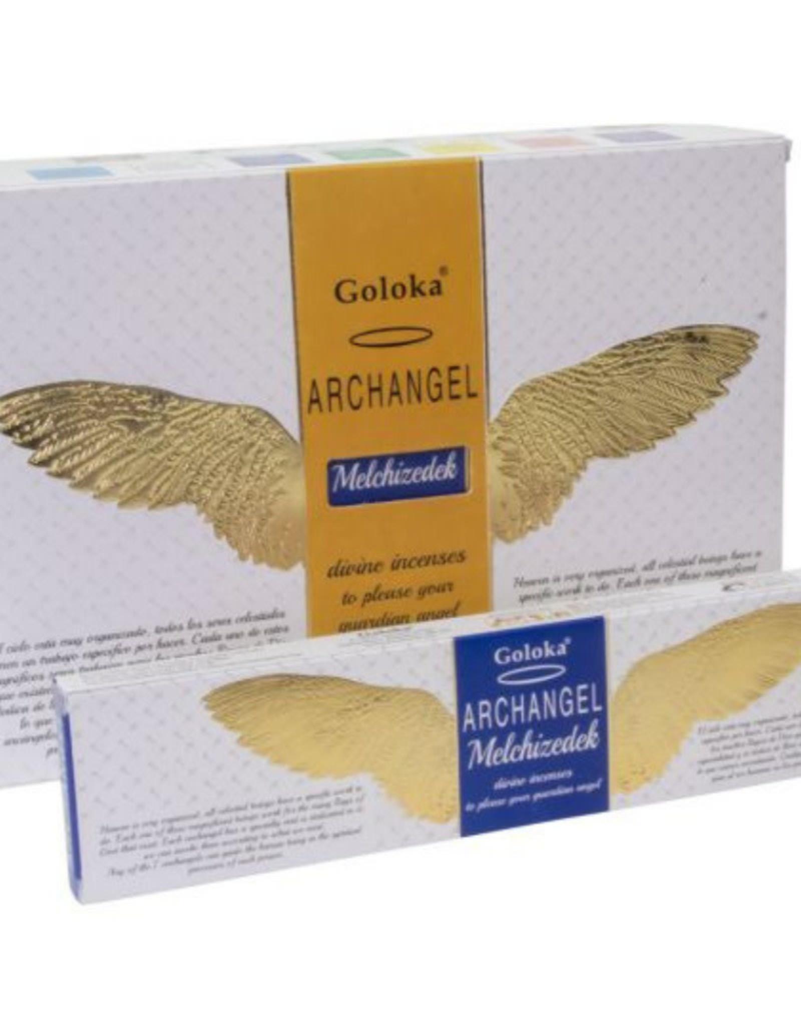 GOLOKA Archangel Melchizedek Incense Sticks
