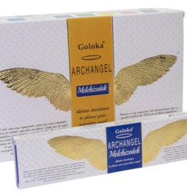 GOLOKA Archangel Melchizedek Incense Sticks