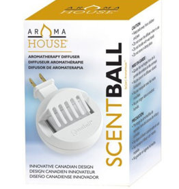 Aroma House Scent Ball Plug In Diffuser