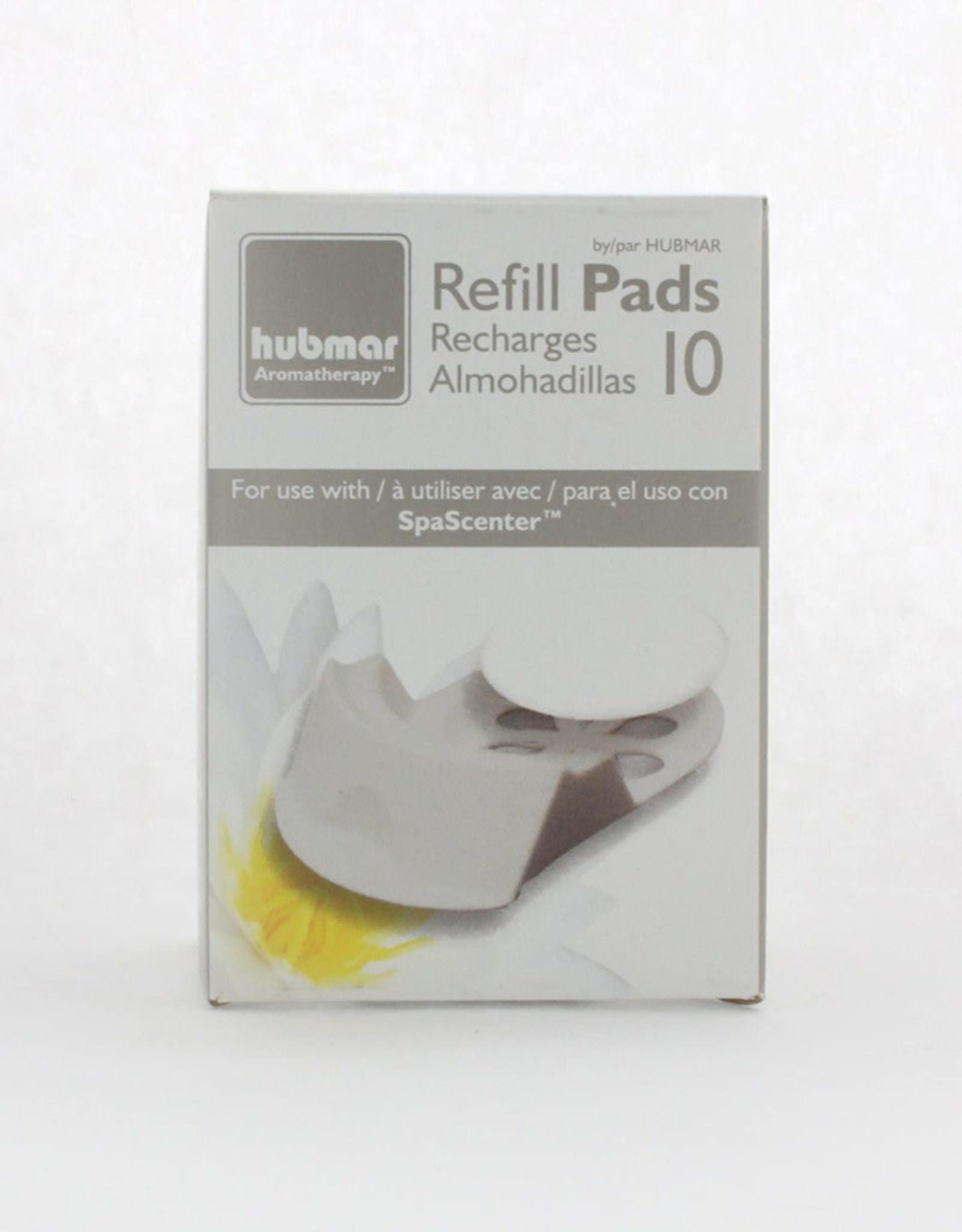 Hubmar Aromatherapy 10 Refill Pads