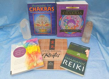 Energy & Chakra Books
