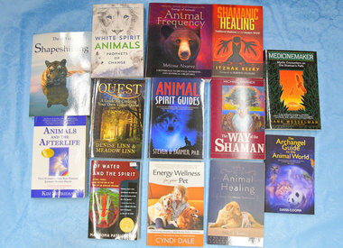 Shamanic & Animal Books