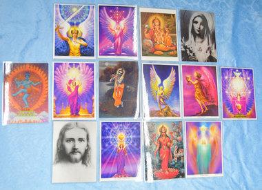 Laminated Photo Cards