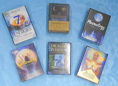 Oracle Cards & Runes