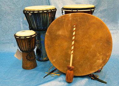 Drums & Instruments