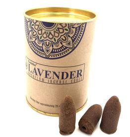 GOLOKA Lavender GOLOKA Backflow Incense Cones