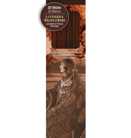 Native Collection Lavender & Wildflowers Native Collection Incense Sticks
