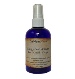 Lailokens Awen Energy Lustral Water Spray - 100ml