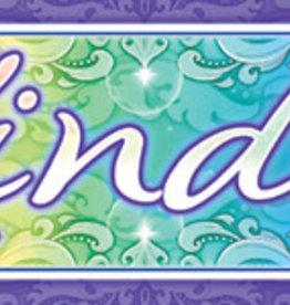Mandala Arts Kindness Bumper Sticker
