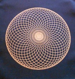 Torus Crystal Grid Mat - 12″x12″