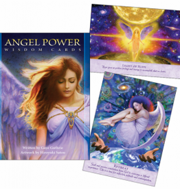 Gaye Guthrie Angel Power Wisdom Oracle by Gaye Guthrie