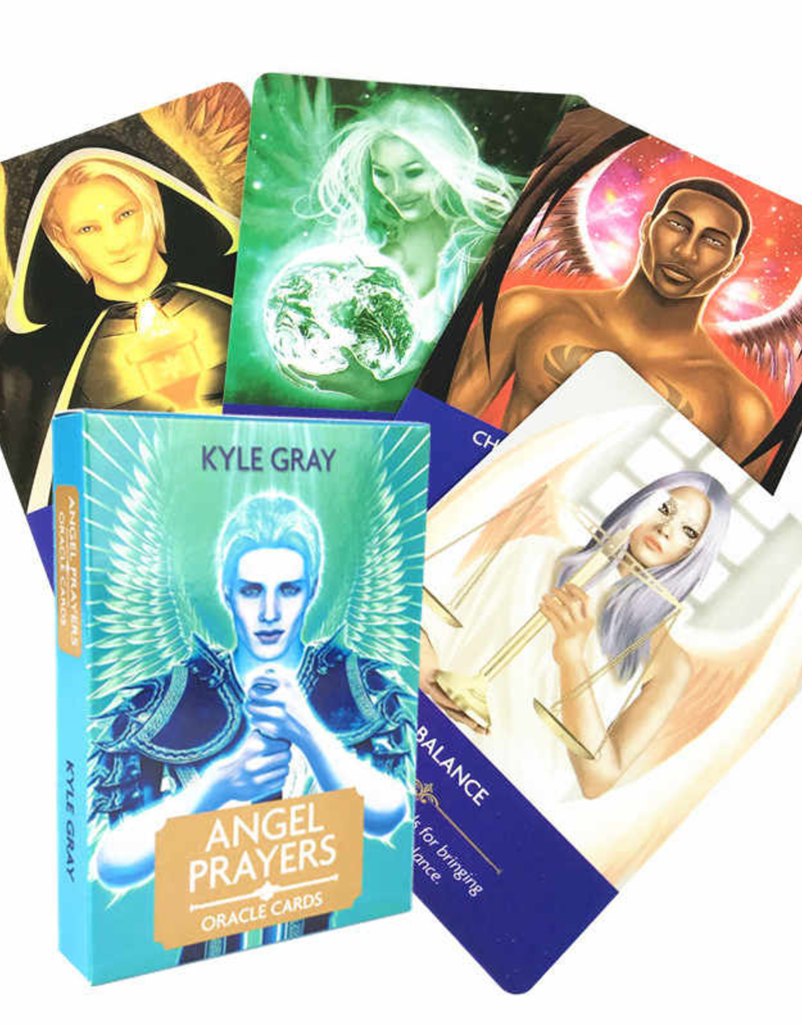 Kyle Gray Angel Prayers Oracle by Kyle Gray