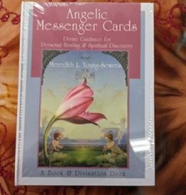 Meredith L. Young-Sowers Angelic Messenger Oracle by Meredith L. Young-Sowers