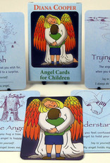 Diana Cooper Angels Oracle for Children by Diana Cooper