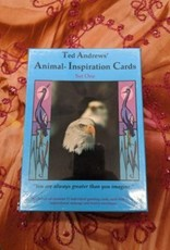Ted Andrews Animal-Inspiration Oracle Set One by Ted Andrews