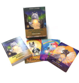 Diana Cooper Archangel Animal Oracle by Diana Cooper