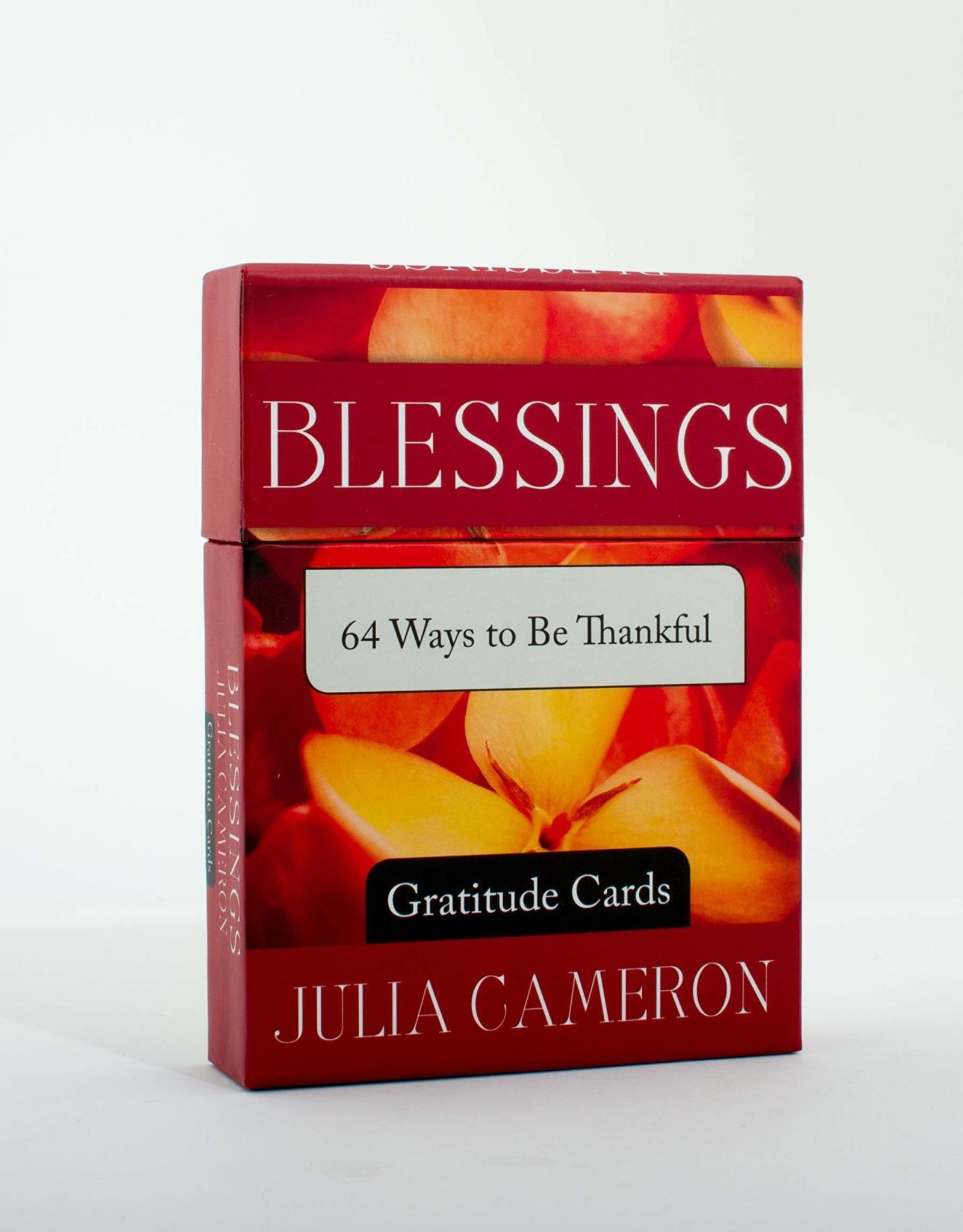 Julia Cameron Blessings Oracle by Julia Cameron