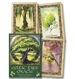 Sharlyn Hidalgo Celtic Tree Oracle by Sharlyn Hidalgo