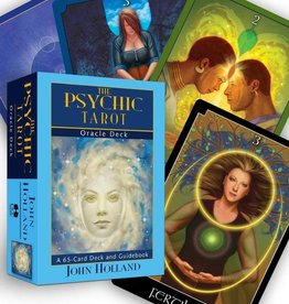 John Hollland Psychic Tarot Oracle Deck by John Holland