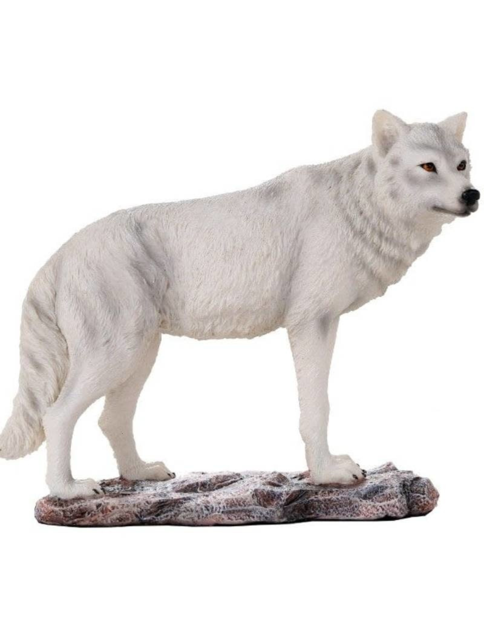 Pacific Trading Artic White Wolf