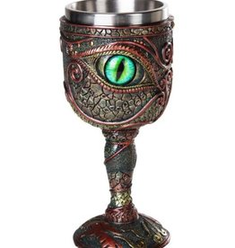 Pacific Trading Dragon Eye Goblet