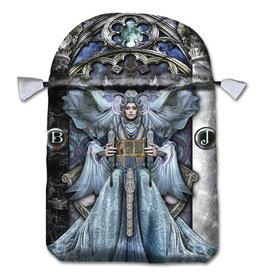 Illuminati Satin Tarot Bag