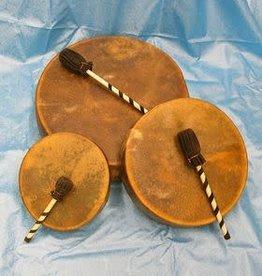 "Native Handicraft Native Handicraft 13"" Frame Hand Drum"