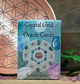 Ashley Leavy Crystal Grid Mini Oracle by Ashley Leavy