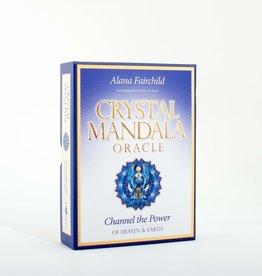 Alana Fairchild Crystal Mandala Oracle by Alana Fairchild