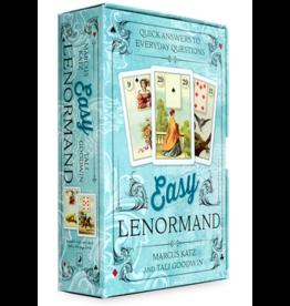 Marcus Katz Easy Lenormand Oracle by Marcus Katz & Tali Goodwin