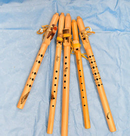 Red Raven Red Raven Handcrafted Flute #2 - G