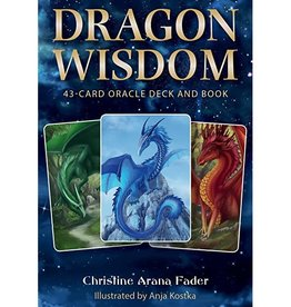 Christine Arana Fader Dragon Wisdom Oracle by Christine Arana Fader