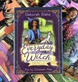 Deborah Blake Everyday Witch Oracle by Deborah Blake