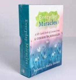 Robert Holden Everyday Miracles Oracle by Robert & Hollie Holden