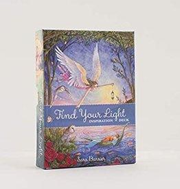 Sara Burrier Find Your Light Oracle by Sara Burrier