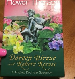 Doreen Virtue Flower Therapy Oracle by Doreen Virtue