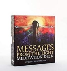 Joyce Huntingon Messages From The Light Oracle by Joyce Huntington