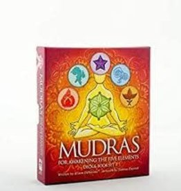 Alison DeNicola Mudras for Awakening The Five Elements Oracle by Alison DeNicola
