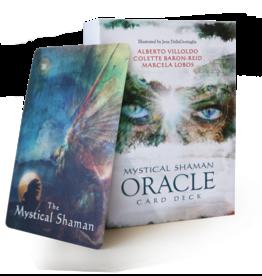 Alberto Villoldo Mystical Shaman Oracle by Alberto Villoldo, Colette Baron-Reid & Marcela Lobos