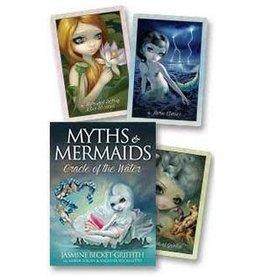 Jasmine Becket-Griffith Myths & Mermaids Oracle by Jasmine Becket-Griffith