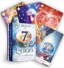 Colette Baron-Reid Oracle of the 7 Energies by Colette Baron-Reid