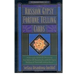 Svetlana Alexndrovna Touchkoff Russian Gypsy Fortune Telling Oracle by Svetlana Alexandrovna Touchkoff