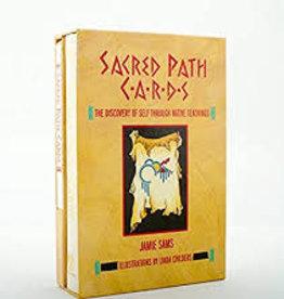 Jamie Sams Sacred Path Oracle Set by Jamie Sams