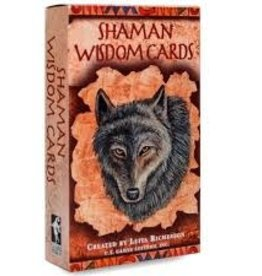 Leita Richesson Shaman Wisdom Oracle by Leita Richesson