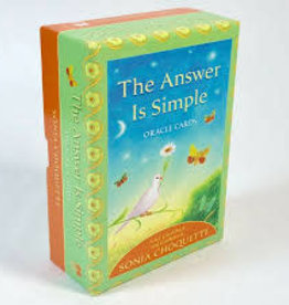 Sonia Choquette The Answer is Simple Oracle by Sonia Choquette
